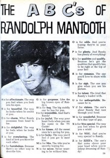 Midnight Musings Who Remembers Randolph Mantooth From