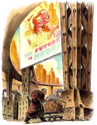 Ross Mac Donald | El futuro esta aqui