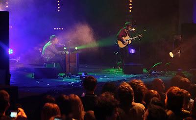Blur NME Awards 2009