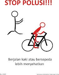 Stop Polusi !