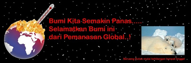 Save Our Earth, Save our lovely INDONESIA