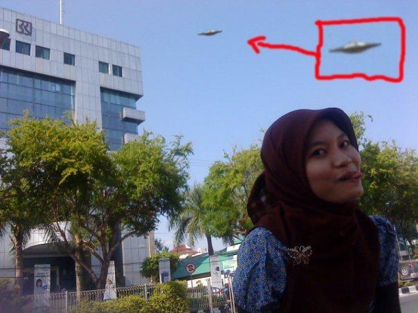 Penampakan UFO Di Kalimantan | Andromeda`z