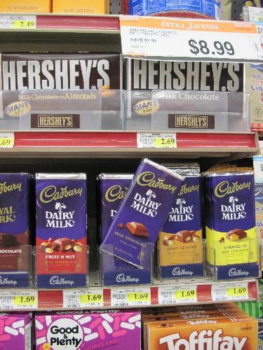 Choklad Att Bo I Usa