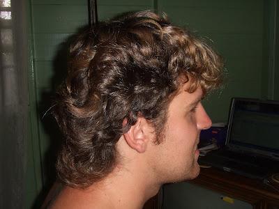 Medium Classic Mullet Hairstyles