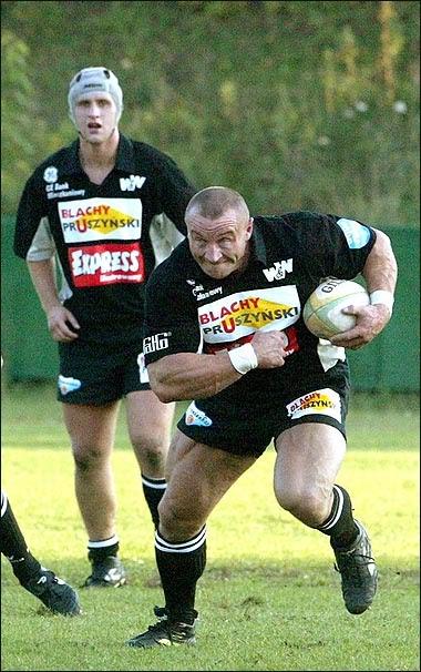 Pudzianowski Rugby