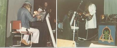 Zorch tocaron como teloneros de The Groundhogs en el Liverpool Stadium