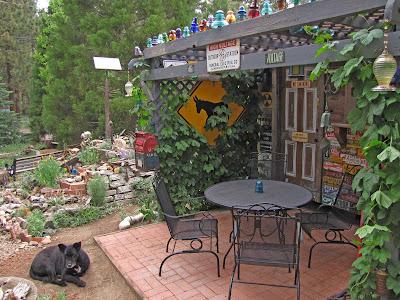 Earth Home Garden A Nice Drizzly Day At Earth Home Garden
