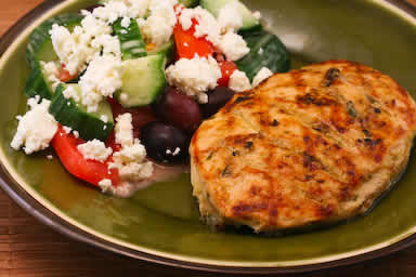 Kalyn's Kitchen®: Grilled Chicken with Tarragon-Mustard ...