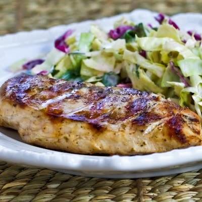 Kalyn's Kitchen®: Very Greek Grilled Chicken