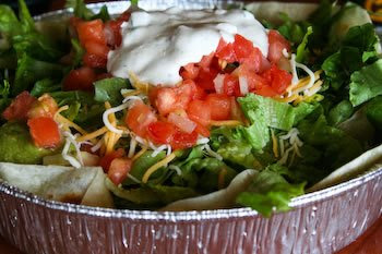 Kalyn's Kitchen®: Friday Night Photos: Utah Taco Salad Wars - Cafe ...
