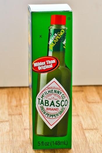 Kalyn's Kitchen®: Kalyn's Kitchen Picks: Green Tabasco Sauce