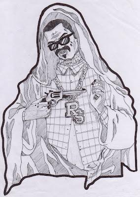 Rodish Stencil