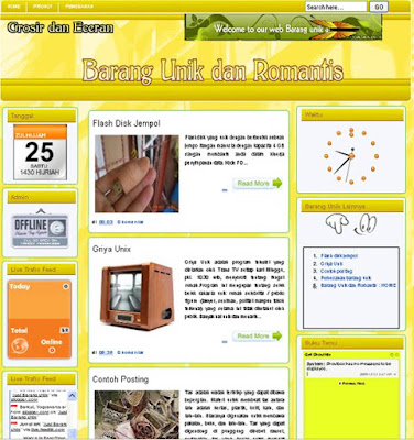 Toko Online | Fahmi aa (NIO)