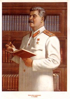 Плакат Иосиф Виссарионович Сталин