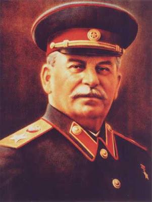 Плакат Портрет И.В.Сталина