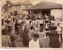 από γάμο στο χωριό...δεκαετία του '50