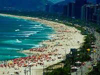 Praia da Barra - Beach at Barra