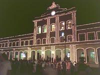 Prédio principal da ESALQ - ESALQ's main building