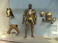 Conjunto de armadura européia - European set of armor