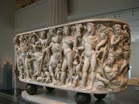 Altar romano - Roman altar