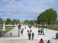 Jardins do Louvre - Louvre Gardens