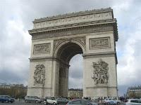 Arco do Triunfo - Arc de Triomphe
