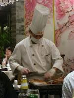 Cozinheiro chinês - Chinese cook