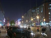 Passeando pela noite chinesa - Walking around the Chinese night