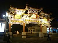 Portão chinês - Chinese gate