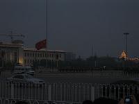 Arriamento da bandeira - Retrieving the flag