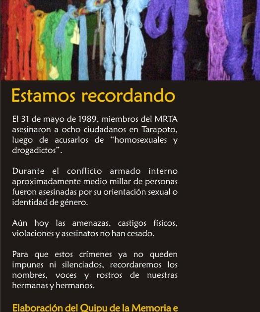 putas peruanas deportistas homosexuales