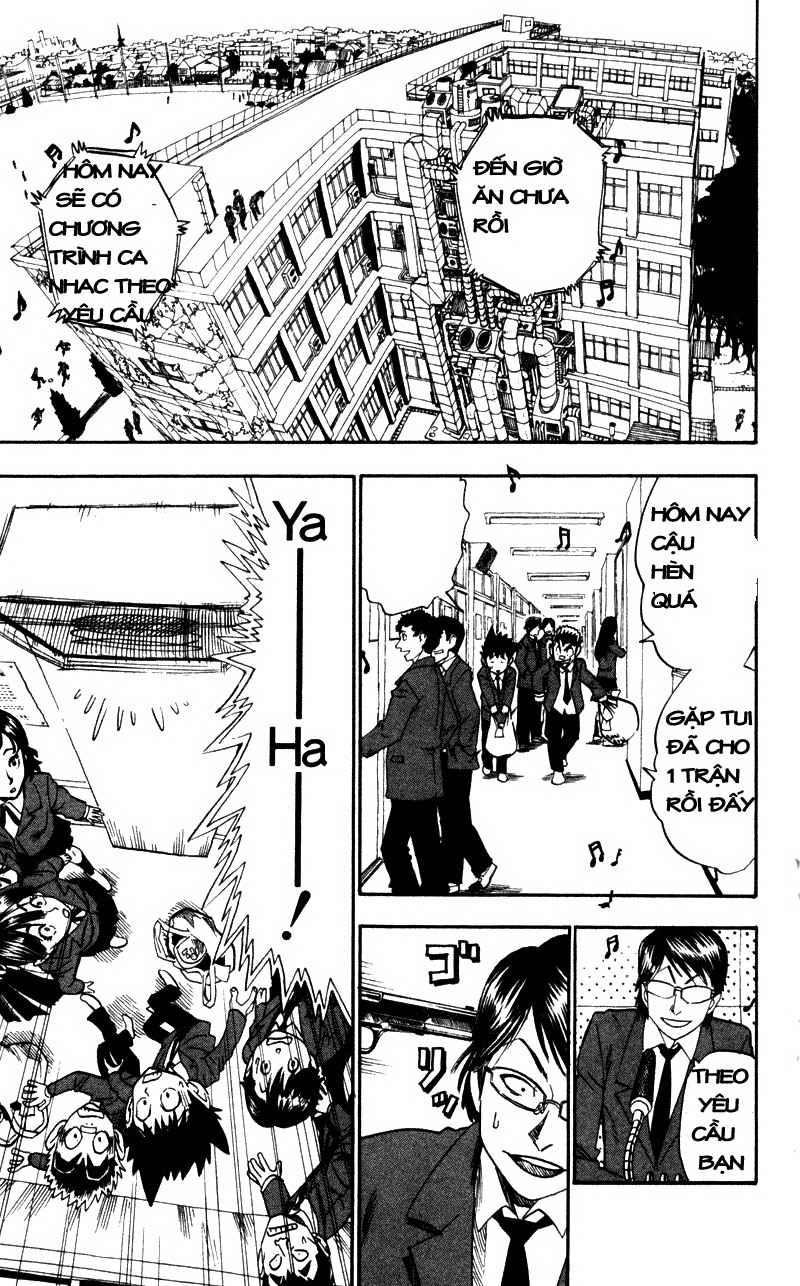 Eyeshield 21 chapter 26 trang 10