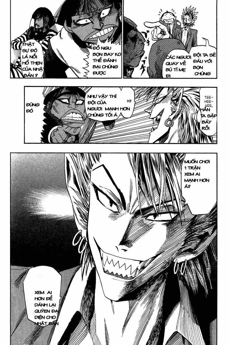 Eyeshield 21 chapter 39 trang 19