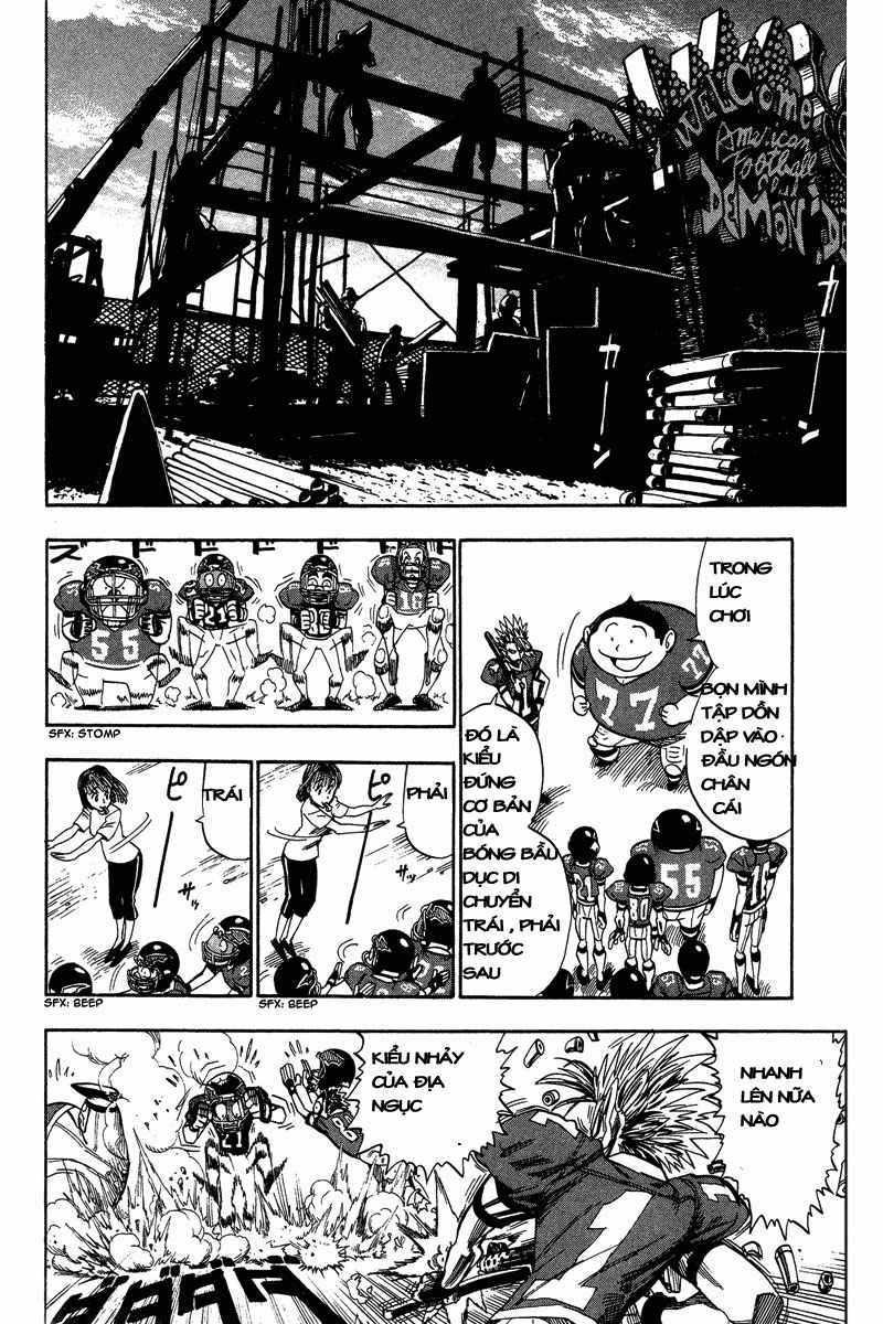 Eyeshield 21 chapter 39 trang 5