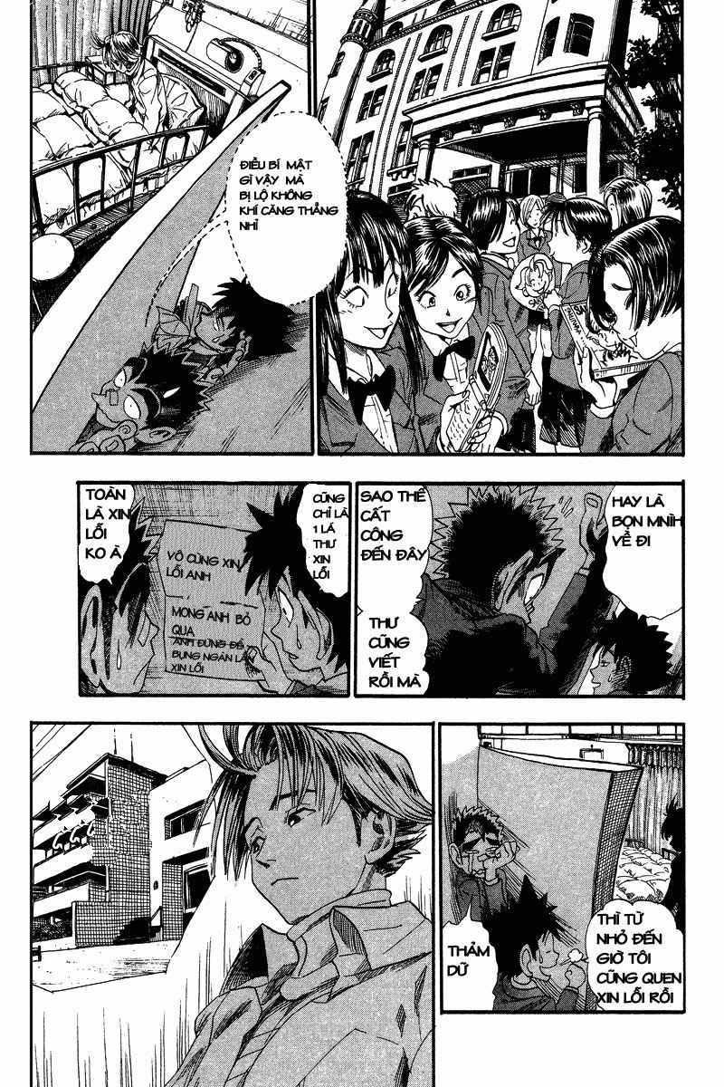Eyeshield 21 chapter 37 trang 8
