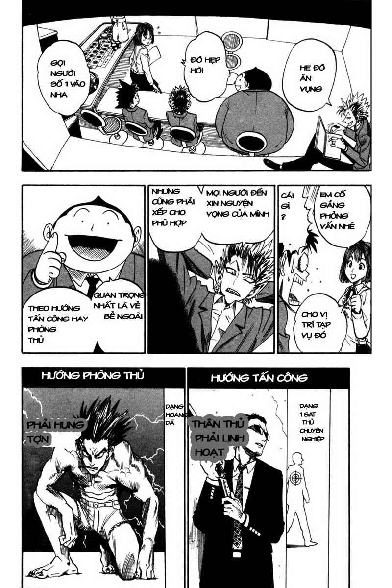 Eyeshield 21 chapter 31 trang 14