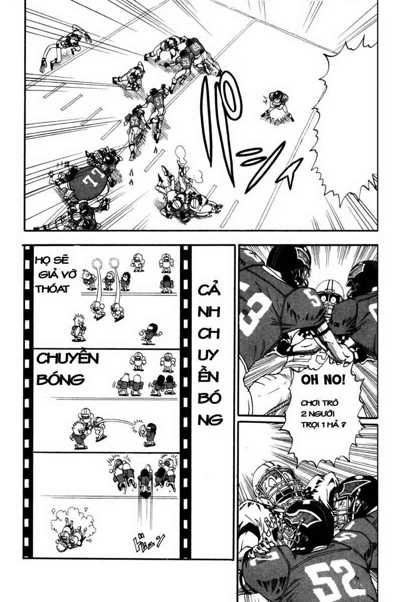 Eyeshield 21 chapter 30 trang 17