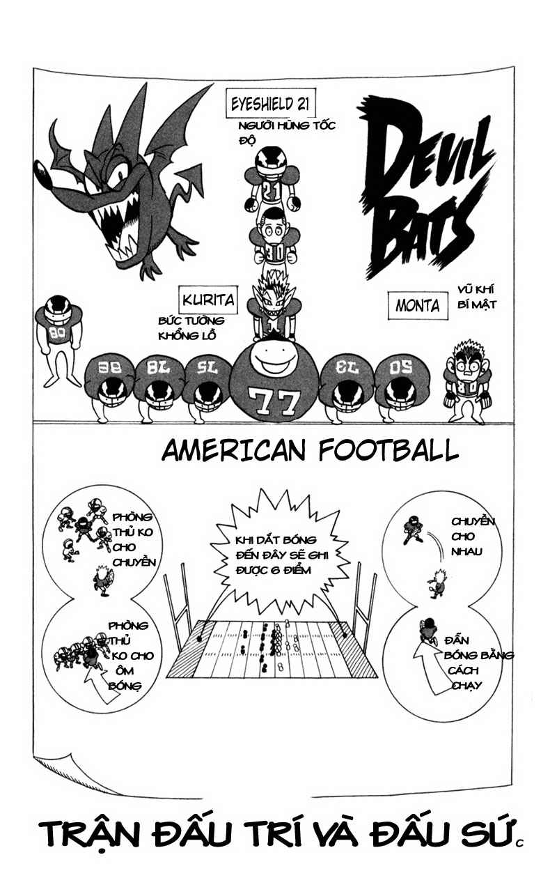 Eyeshield 21 chapter 28 trang 8