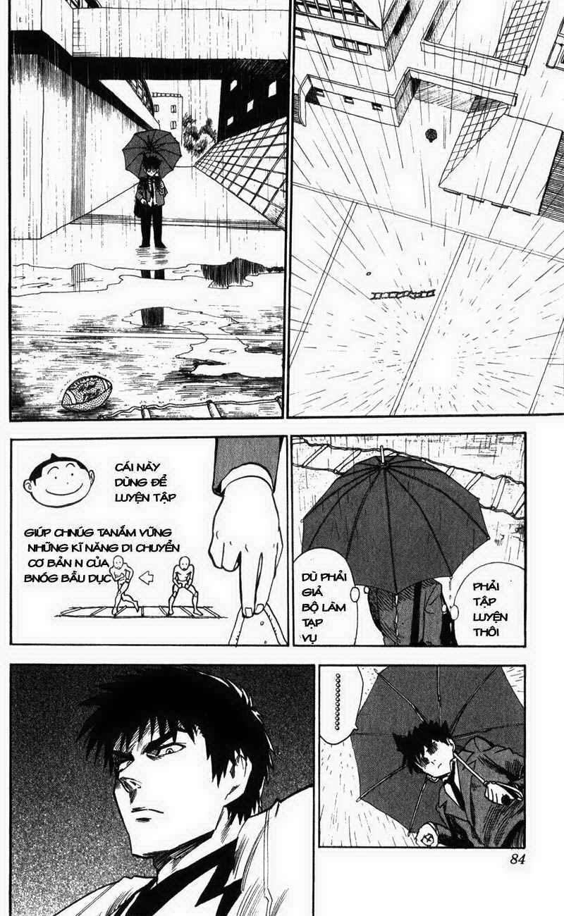 Eyeshield 21 chapter 20 trang 12