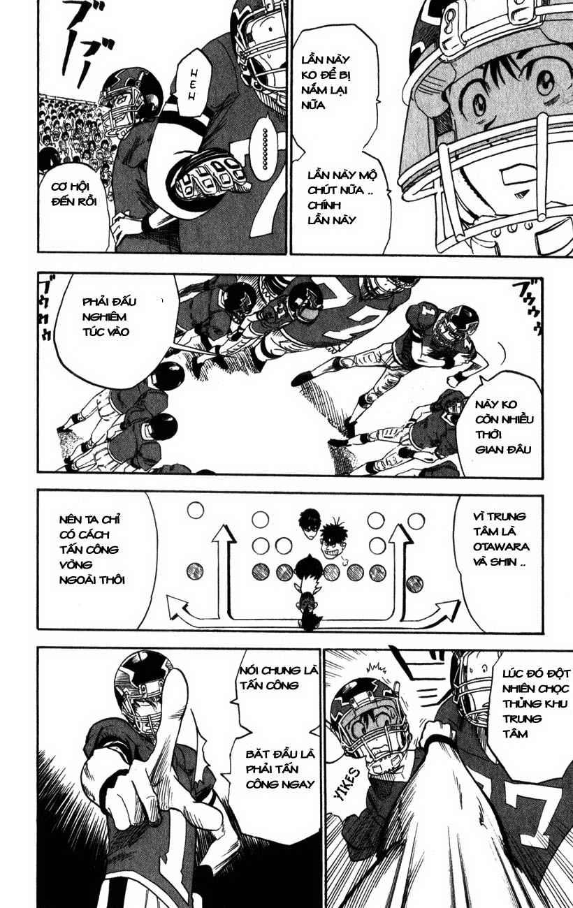 Eyeshield 21 chapter 18 trang 15