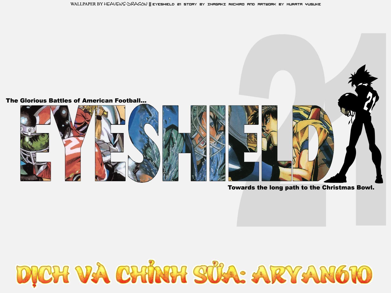 Eyeshield 21 chapter 61 trang 1