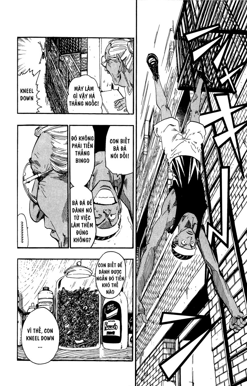 Eyeshield 21 chapter 58 trang 18