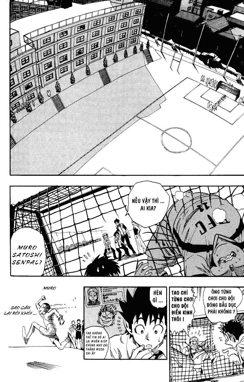 Eyeshield 21 chapter 57 trang 5