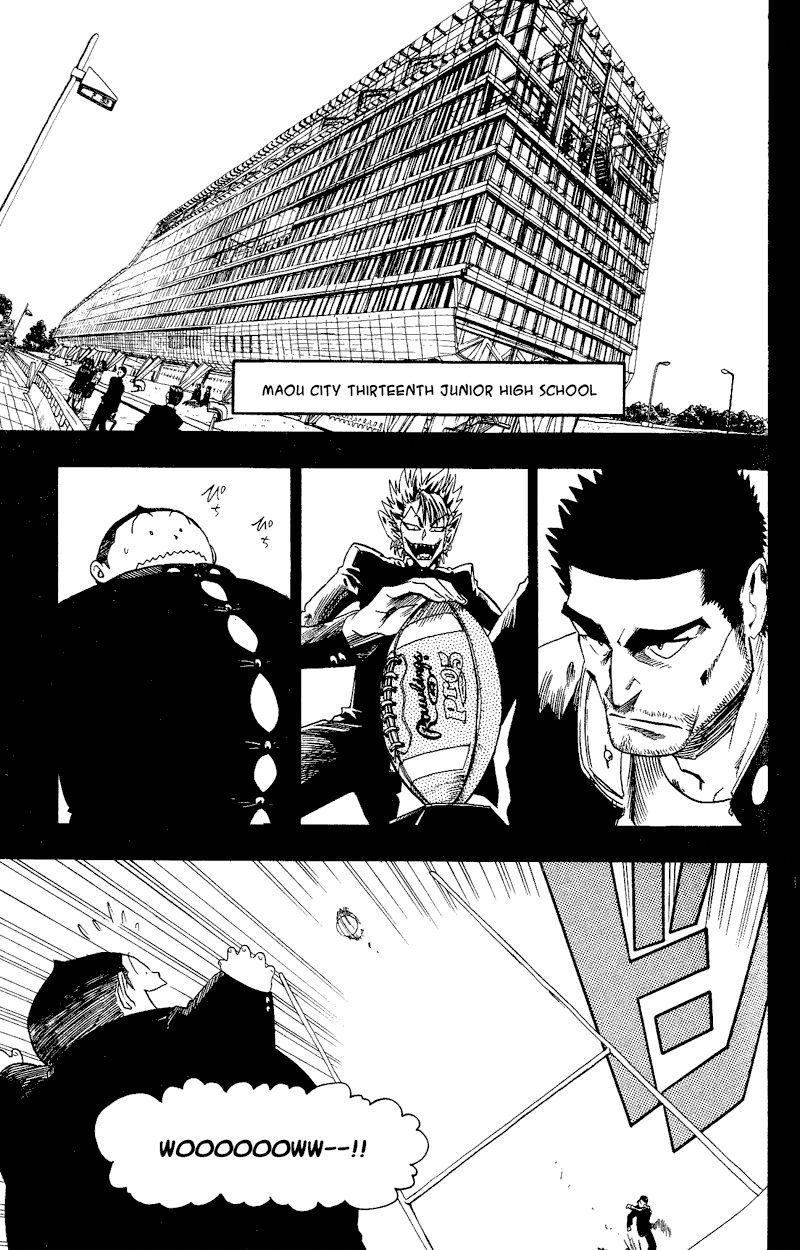 Eyeshield 21 chapter 57 trang 8