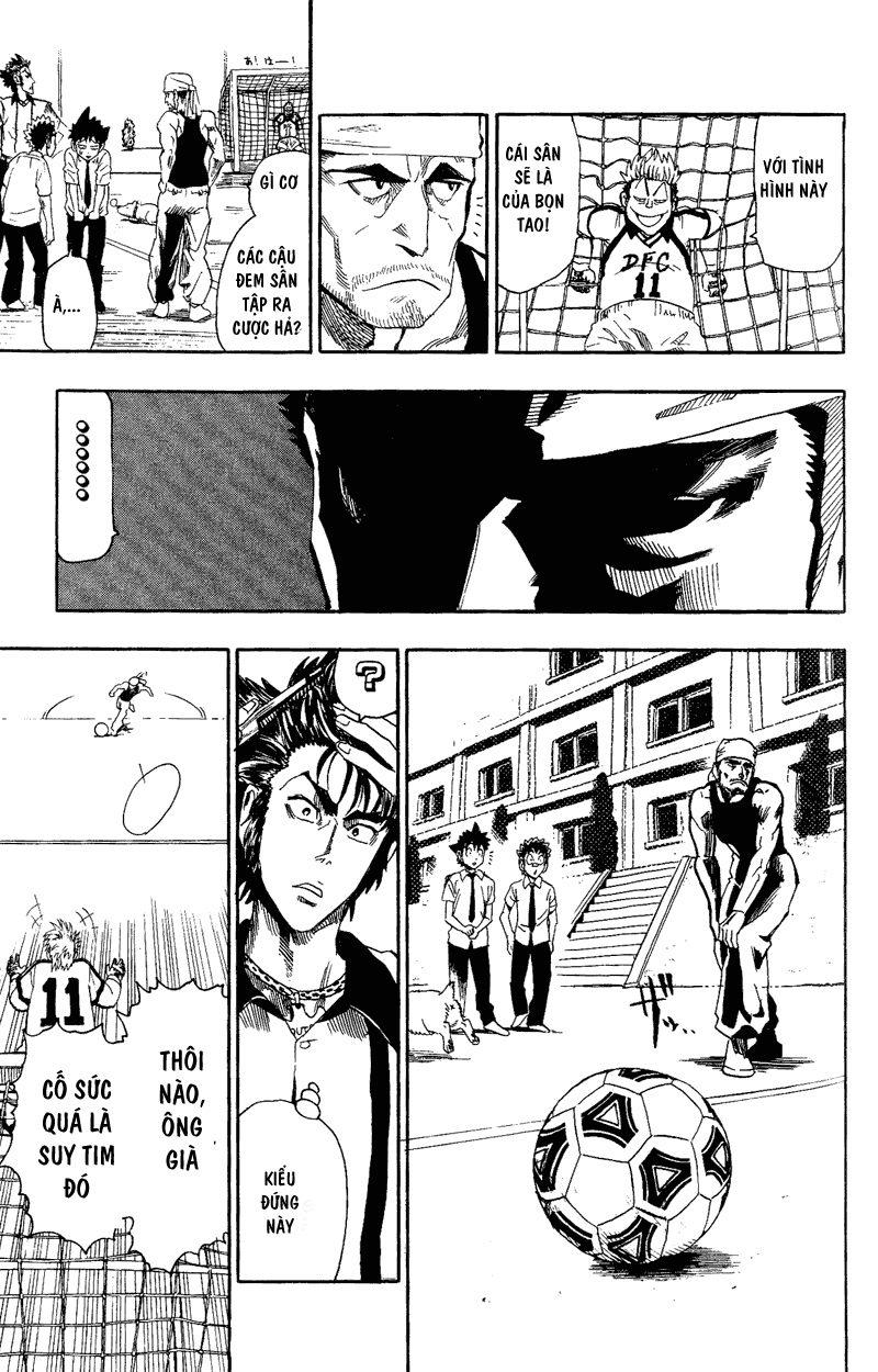 Eyeshield 21 chapter 56 trang 16
