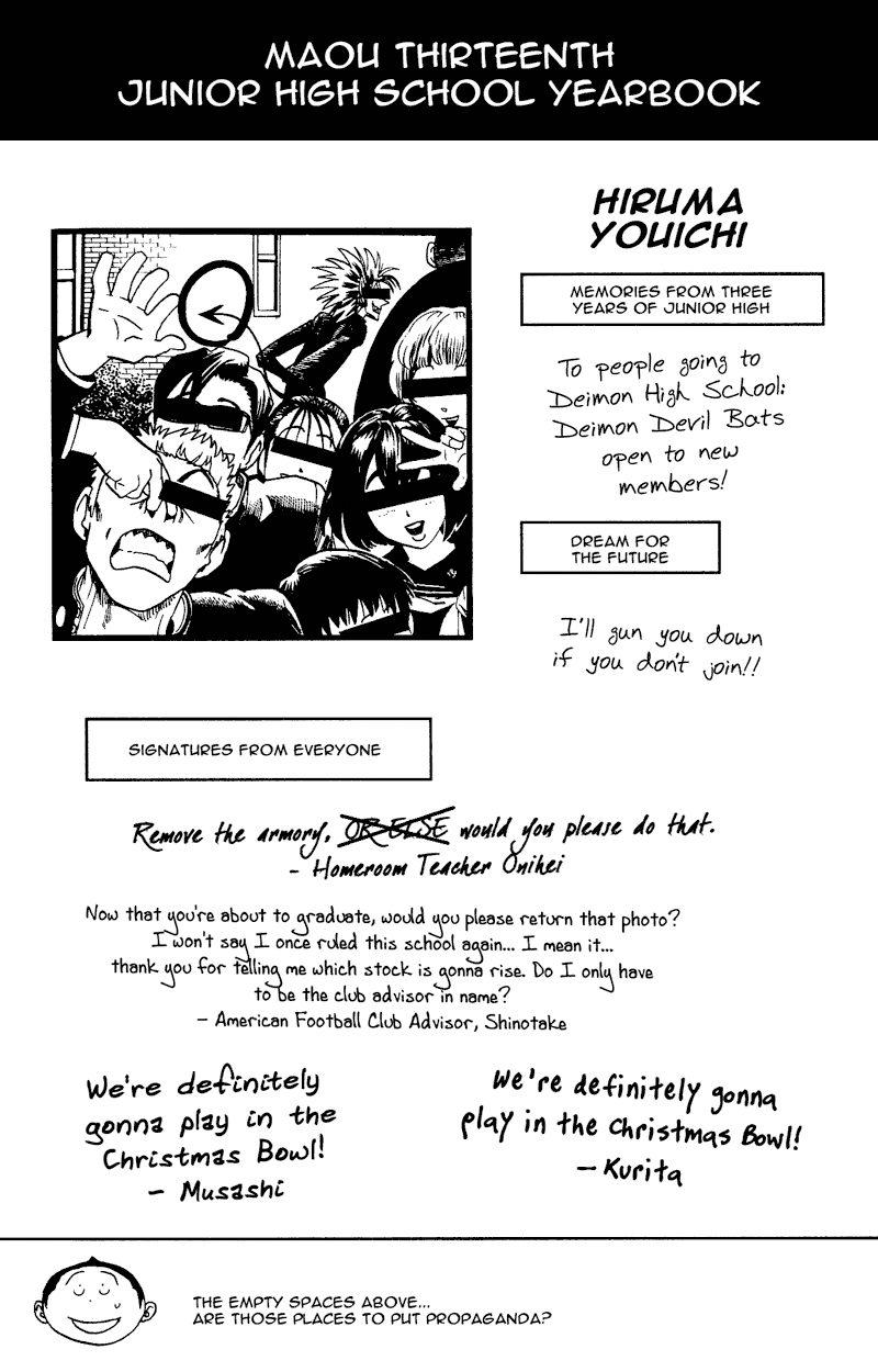 Eyeshield 21 chapter 57 trang 22