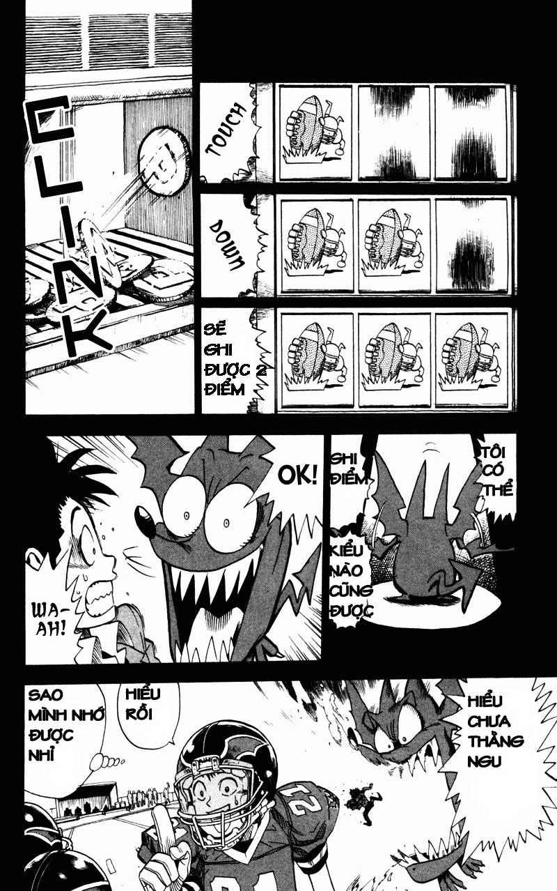 Eyeshield 21 chapter 12 trang 10