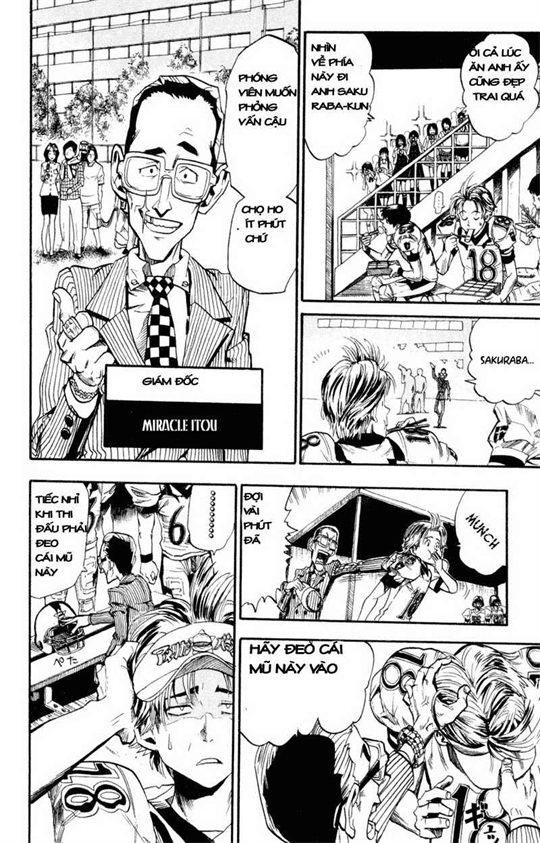 Eyeshield 21 chapter 10 trang 6