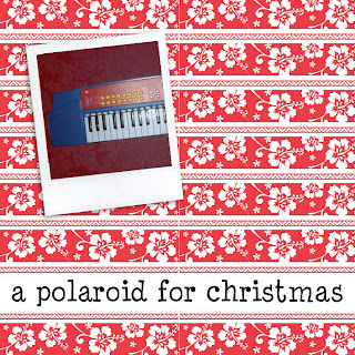 A polaroid for Christmas