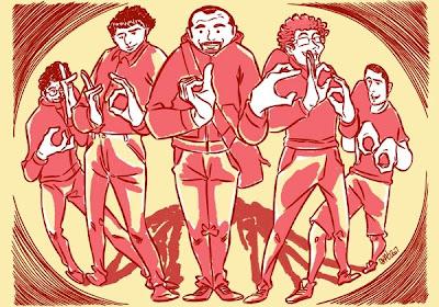 illustrazione di Emanuele Rosso